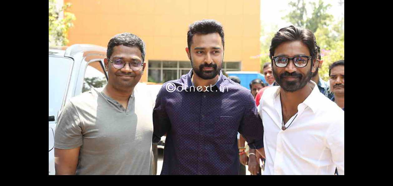 Celebs pour in for Dhanush directorial debut