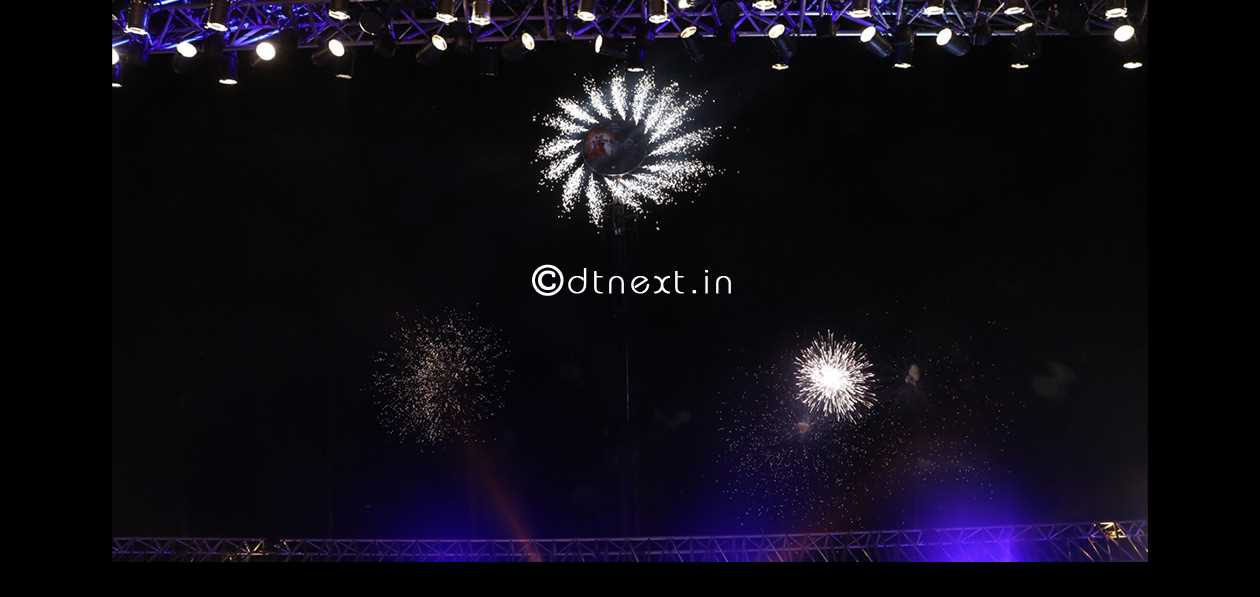Baahubali II pre release event and audio launch