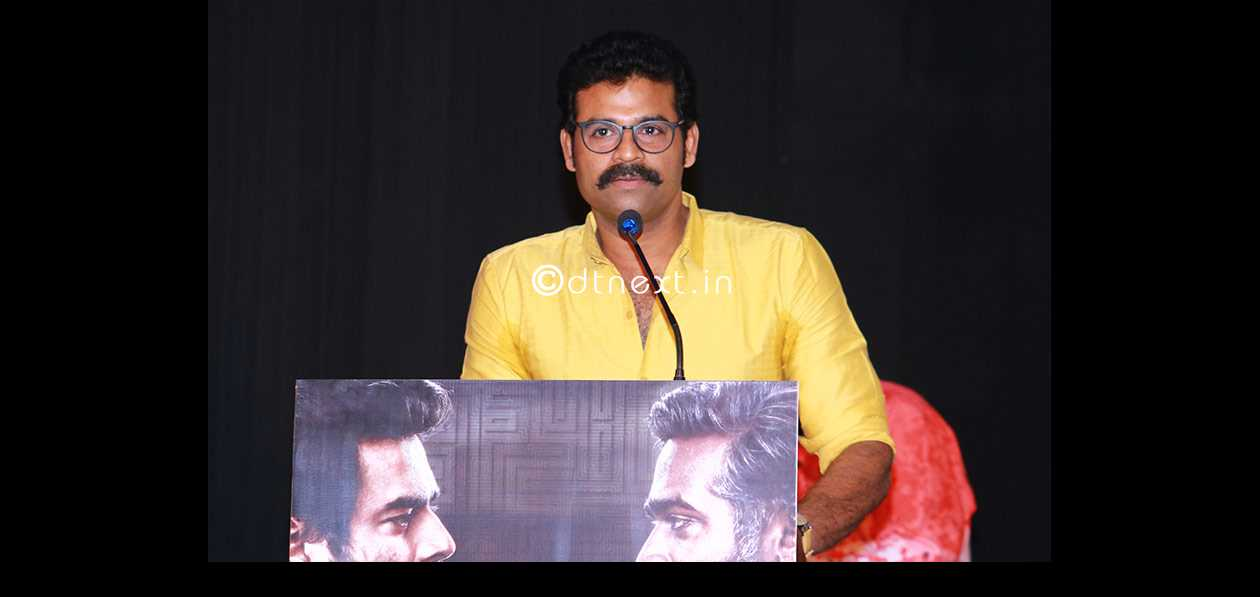 Press Meet stills of upcoming Tamil movie Vikram Vedha